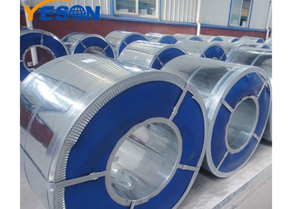 Galvanized Steel Coils A