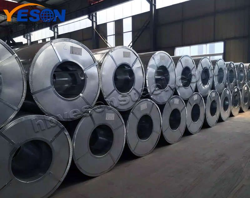 Galvanized Steel Coils B