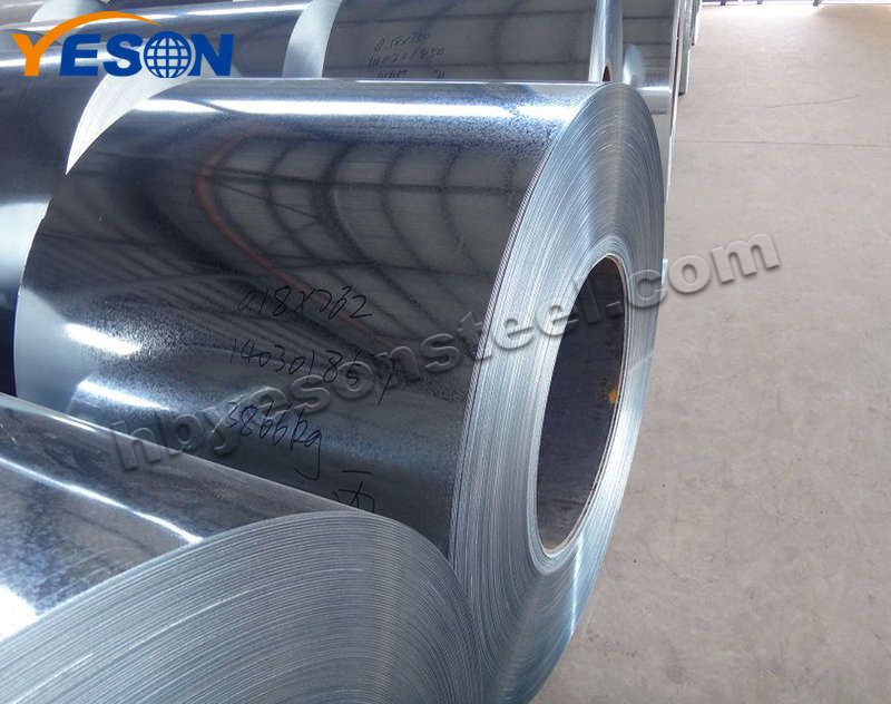Galvanized Steel Coils J