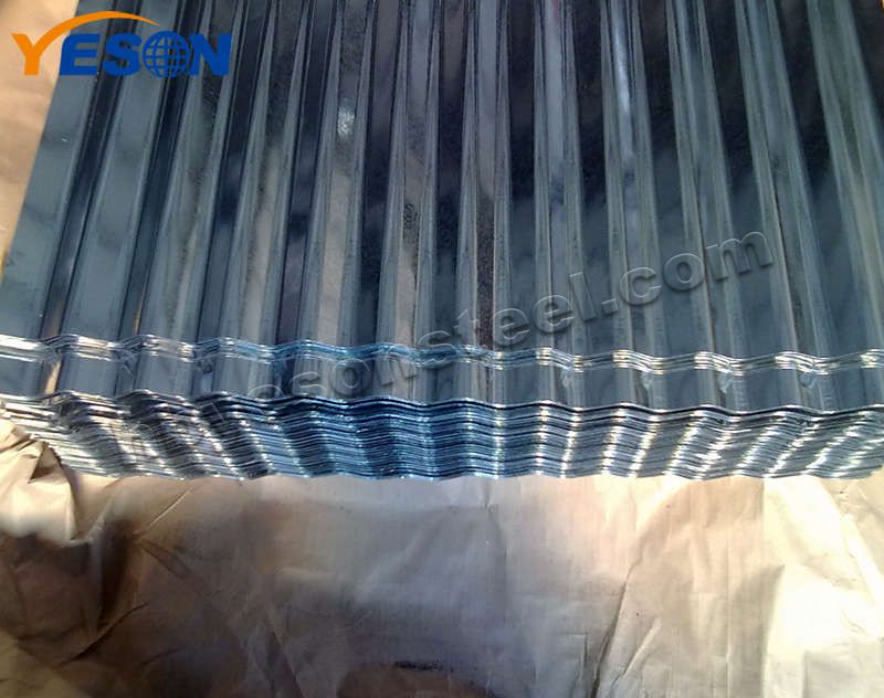 Corrugated Roofing Sheets A