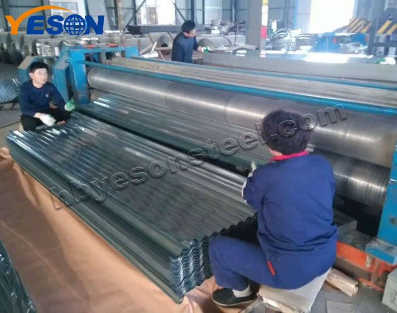 Corrugated Roofing Sheets C