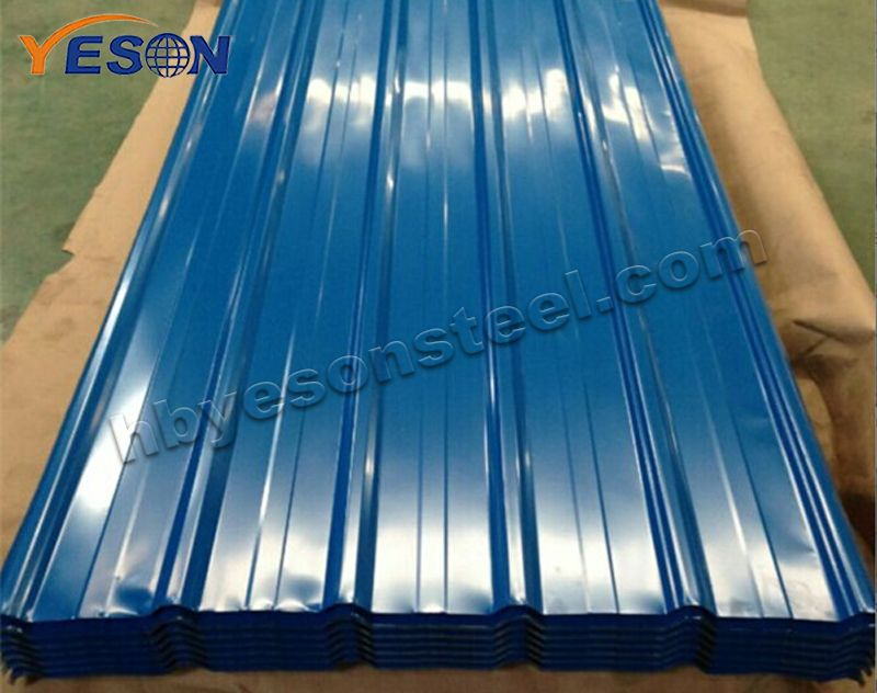 Corrugated Roofing Sheets J
