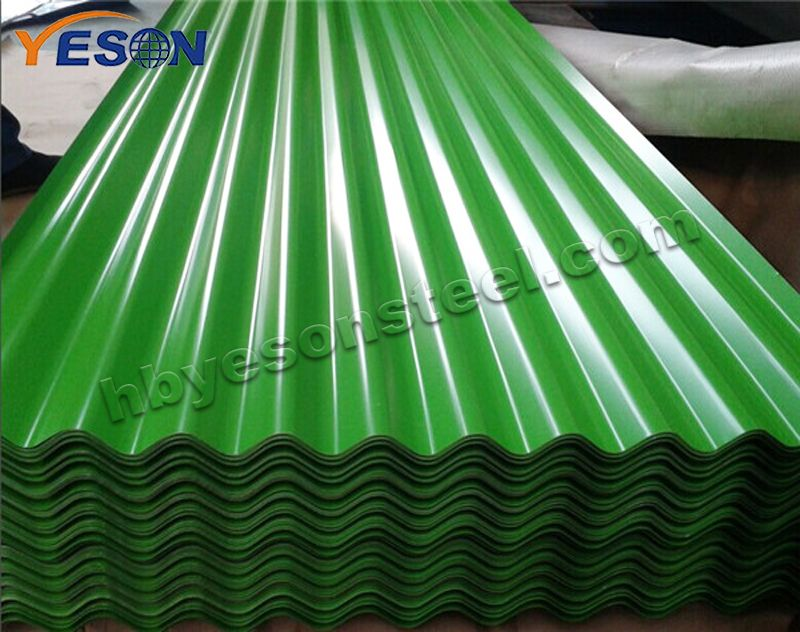 Corrugated Roofing Sheets I