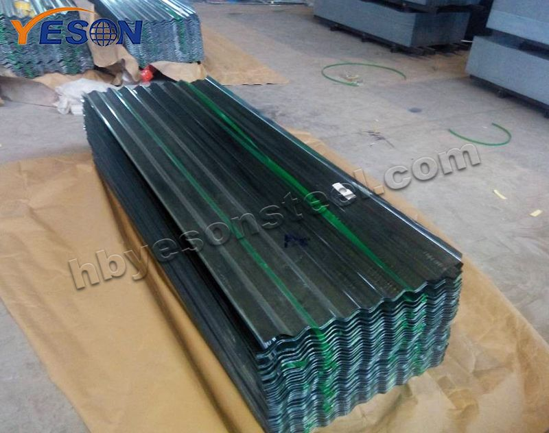 Corrugated Roofing Sheets E