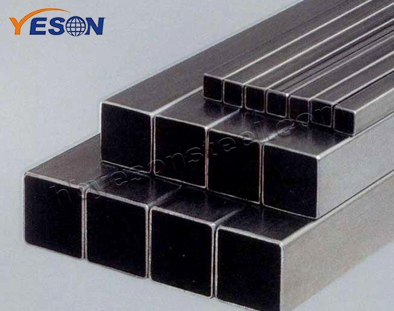 Galvanized Square Pipe D
