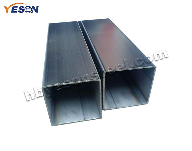 Galvanized Rectangular Steel Pipe