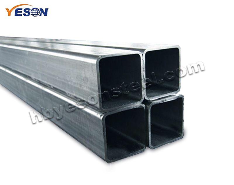 Black Steel Square Pipe