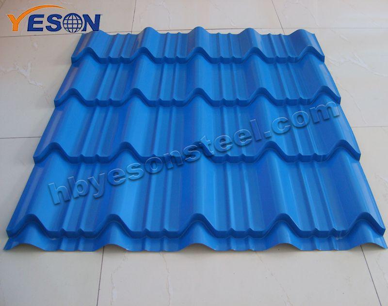 prepainted roofing steel sheets