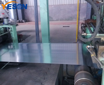Application analysis of galvanized sheet in various industries