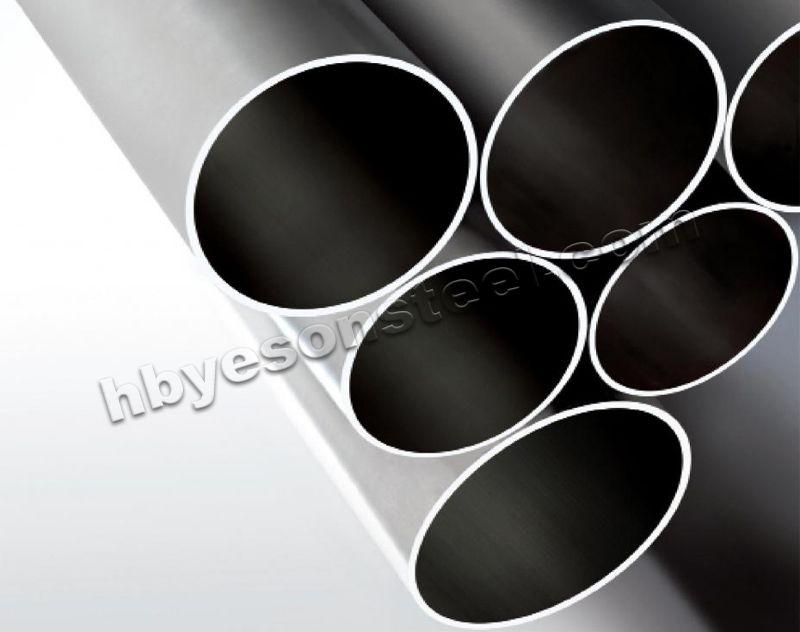 Round Galvanized Pipe