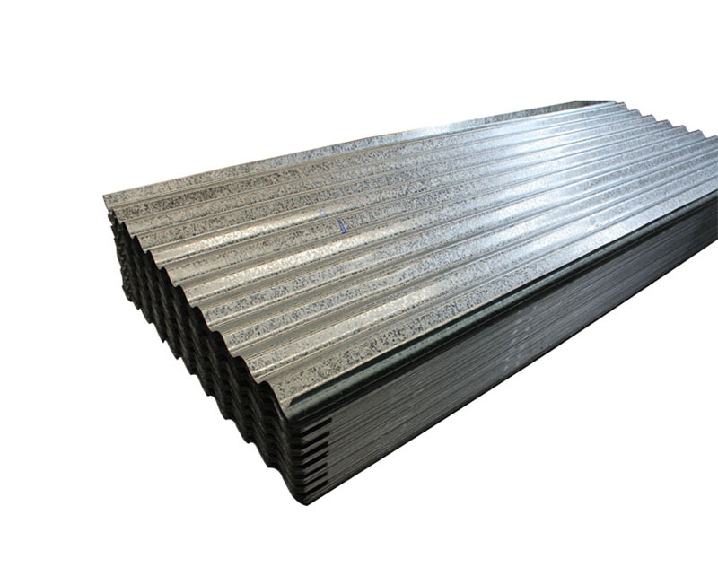 How to maintain galvanized corrugated roof panels?
