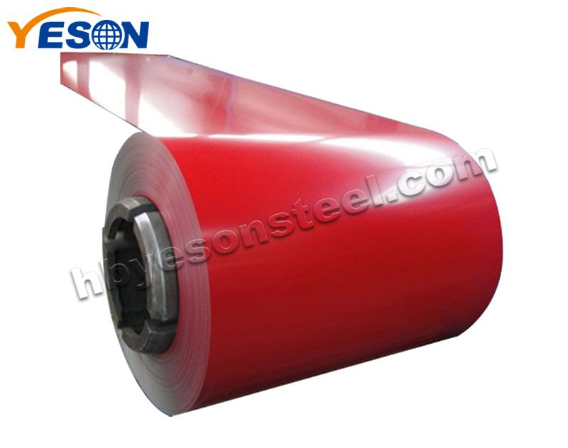 Application range of Color Coated Coil