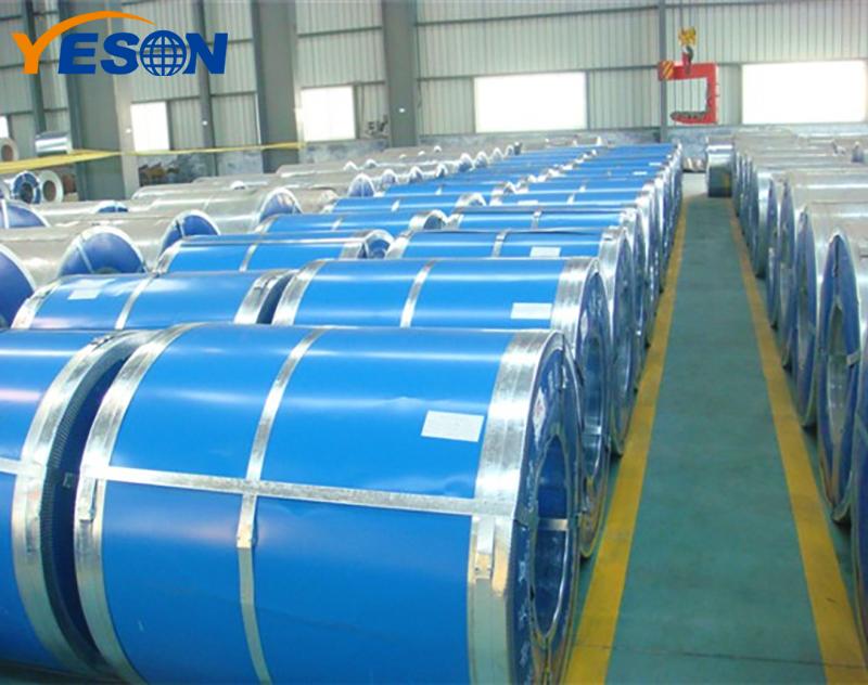 Precautions for the installation of ppgi galvanized steel coil