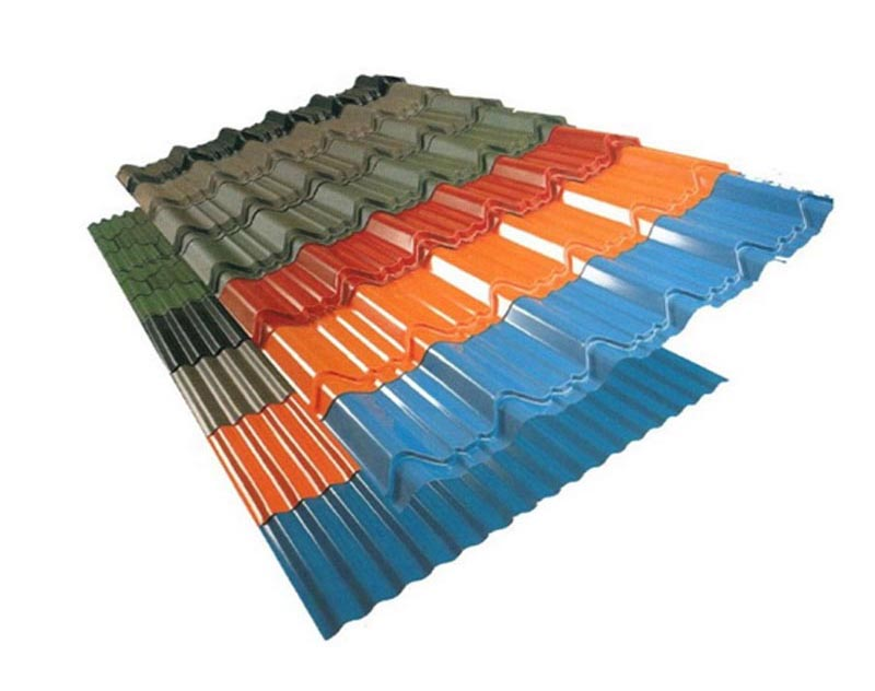Ways to prevent corrugated color metal panels from rusting