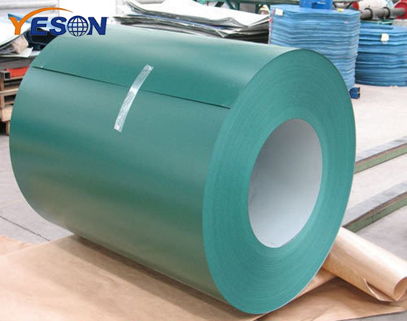 Note of color coating roll system