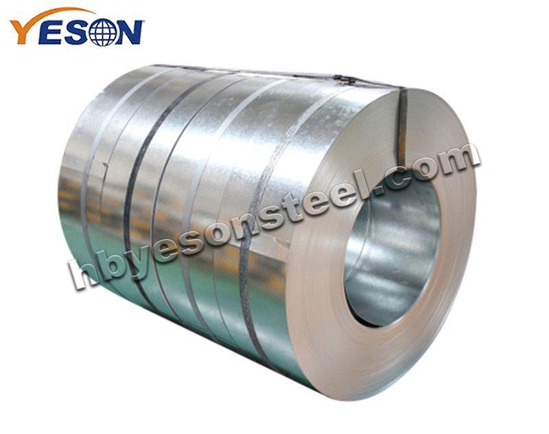 Aluminum coils manufacture