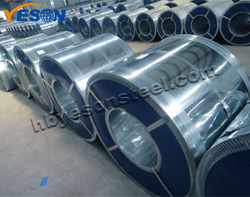 Aluminum coils factory